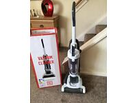Argos upright swivel vacuum cleaner boxed