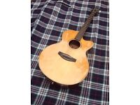 Yamaha CPX-5YN Acoustic Electric Guitar