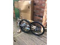 Muddy fox mountain bike (woman's bike)