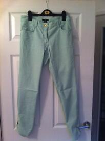 H&M cord summer jeans