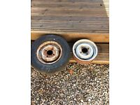 Classic mini wheels