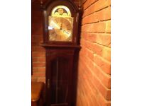 Needs attention but lovely grand father clock