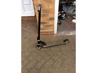 Black MGP scooter