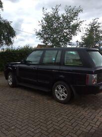 Range Rover vogue 55 plate 85000 miles