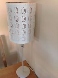 Lamp From Ikea new £25. Unwanted gift. Gives off a great effect.