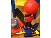 YOUNG BOY's TOYS FOR AGES BETWEEN 3yrs and 7yrs