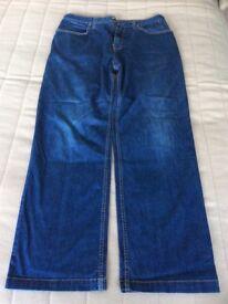 Rohan denim jeans.