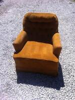 Older used rocking chair