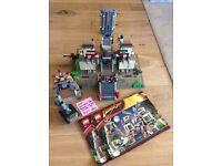 LEGO INDIANA JONES; TEMPLE OF THE CRYSTAL SKULL, No 7627