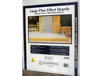Large Pine Effect HearthTray - WINTHER BROWNE