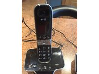BT8600 Duo Home Telephone - as new