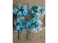 Foam Roses for Bouquets ( Brand New) price reduced
