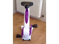 SIT N CYCLE for sale. Rarely used. Adjustable seat height and tension control.