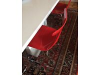 6 Modern Italian Design Chairs from Ciacci Kreaty
