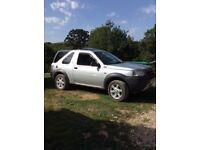 Land Rover Freelander Serengeti TD4