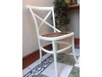 Shabby Chic Chairs (in need of repair)