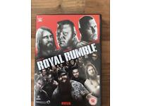 Royal Rumble. 2 hours 56 minutes running time.