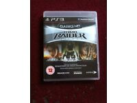tomb raider trilogy ps3 3 in 1 £5