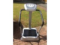 Vibration Plate Gym Machine