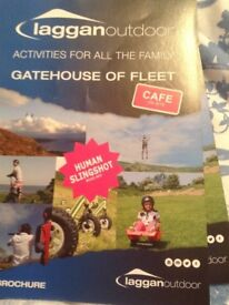 Gift vouchers for two people