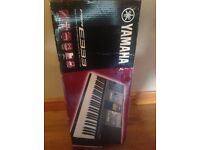 Yamaha E333 Digital Keyboard