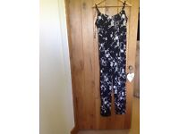 Never worn THERAPY LONDON jumpsuit
