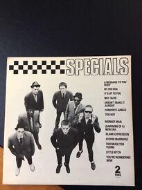 The Specials vinyl
