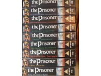 Full set of the Prisoner videos 1986