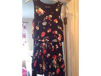 Morrison Nutmeg flower summer dress