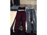 Ladies girls clothes bundle size 6