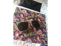 RayBan Caravan Sunglasses ( Original )