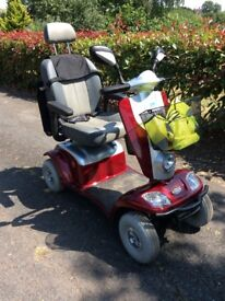 GEO 8 PLUS MOBILITY SCOOTER 4 WHEELER