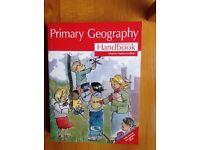 Undergraduate/Education/Teaching: Primary Geography Handbook by Stephen Scoffham