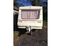 Caravan for sale,