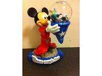Mickey Mouse snow globe