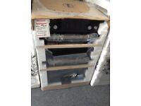 Beko 90cm intergrated double fan oven. £325 RRP £400 NEW 12 month Gtee