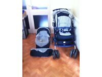 Mamas and Papas Pushchair , Carseat and other Extras...