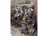 Appletree Hardwood Logs for Open Fire/Wood Burner