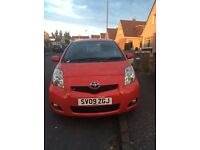 Toyota Yaris 5 door clean inside out