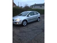 Ford Focus 2007 1.6 Very Good Condition