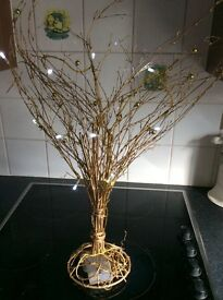 Light up centre pieces for table decoration and many other uses