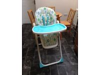 High chair (babies r us)