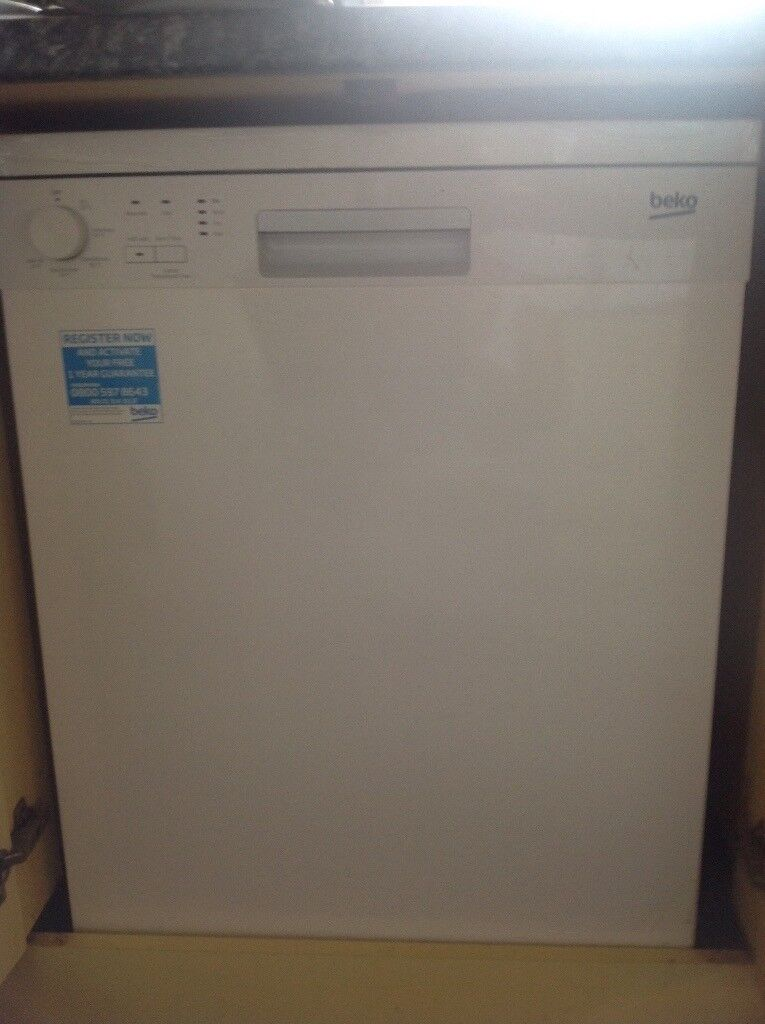 Dishwasher full size Beko