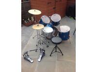 5 Peice drum kit for sale