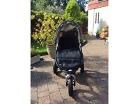Mamas & Papas 03 Sport Buggy including rain cover and cosy toes. Exc condition