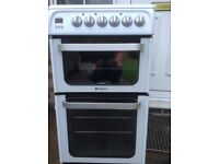 Hotpoint Ultima electric double oven/cooker