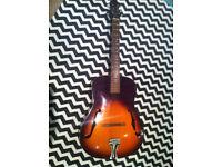 Artisan Jazz Guitar archtop acoustic