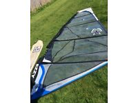 EZZY WAVE SE 5.2 2008 windsurf sail