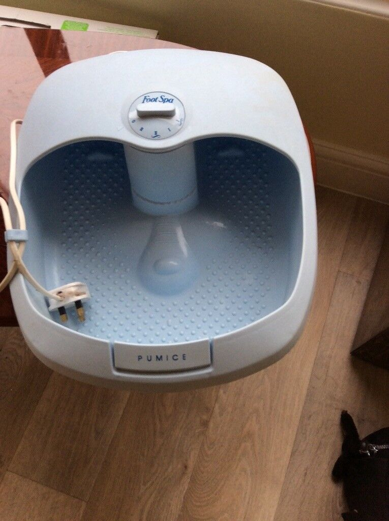Foot Spa Whirl