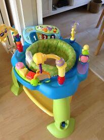 Bright start baby play station